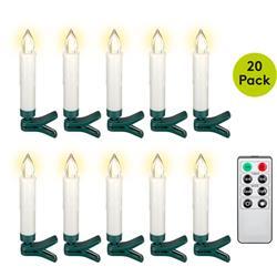 Julgransbelysning, 20 LED-ljus med
