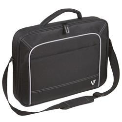 """V7 Vantage Frontloader väska, upp till 17"""""""