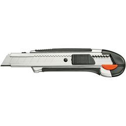 Brytbladskniv, aluminium, 18 mm knivblad