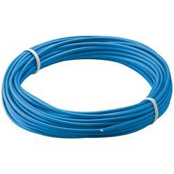 Kopplingstråd, flertrådig 0.14 mm<sup>2</sup>, 10 meter blå