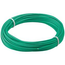 Kopplingstråd, flertrådig 0.14 mm<sup>2</sup>, 10 meter grön