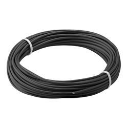 Kopplingstråd, flertrådig 0.14 mm<sup>2</sup>, 10 meter svart