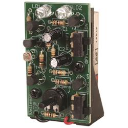 Byggsats dubbla blinkande röda dioder - Velleman MK148