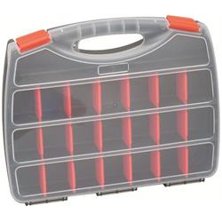 Förvaringslåda/sortimentlåda, 22 fack, 32 x 26 x 5 cm
