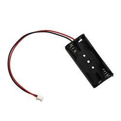 Kitronik batterihållare 2 x AAA med JST-kontakt