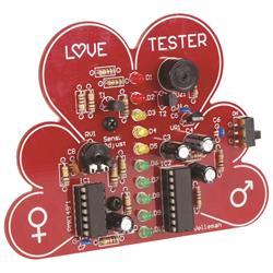 Byggsats Kärlekstestaren - Velleman MK149