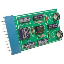 Byggsats universell stereoförförstärkare - Velleman K2572