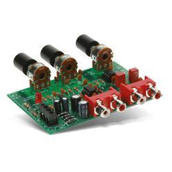 Byggsats volym- och tonkontroll - Velleman K8084