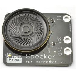 MonkMakes högtalare till BBC micro:bit