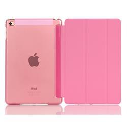 eSTUFF Folio Cover för iPad Air / iPad 2017/2018, rosa