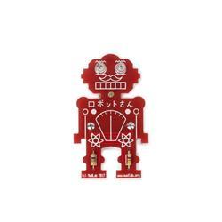 Madlab Mr Robot - byggsats MLP108, robotbrosch