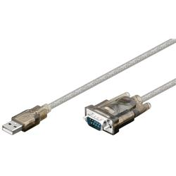 Adapter USB 2.0 till RS232, 1.5 meter