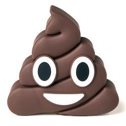 Celly PowerBank 2200 Emoji Poo