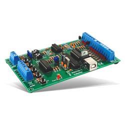 Byggsats USB experimentkort - Velleman K8055N