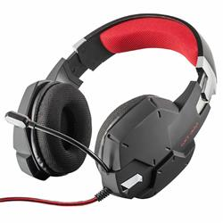 Trust GXT 322 Carus Gaming Headset Black