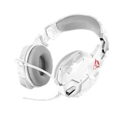 Trust GXT 322W Carus Gaming Headset White