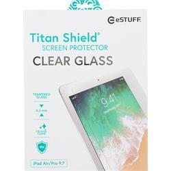 """eSTUFF Titan Shield Clear för iPad Air / Air2 / 9.7"""""""