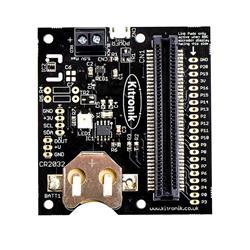 Kitronik RTC-kort till micro:bit, realtidsklocka
