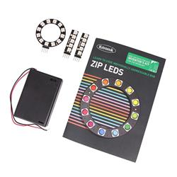 ZIP LEDs Add-On, tillägg till Kitronik Inventors Kit