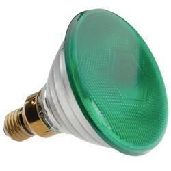 Reflektorlampa E27 80 Watt, grön