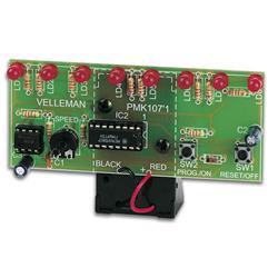 Byggsats rinnande ljus LED - Velleman MK107