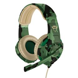 Trust GXT 310C Gaming Headset Jungle