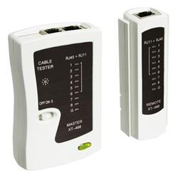 Goobay kabeltestare för nätverk och nätverkskablar