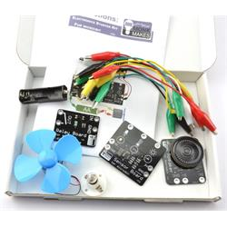MonkMakes Electronics StarterKit till BBC micro:bit