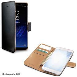 Celly Wallet Case Samsung Galaxy S10 Plus, svart/brun