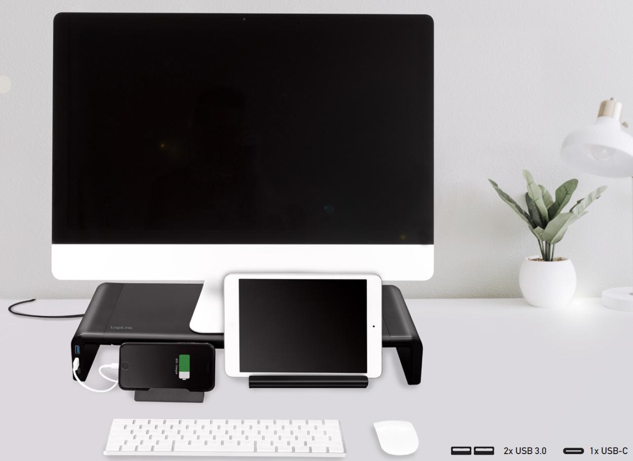 LogiLink monitorställ BP0141