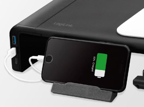 Arbeta effektivt och ergonomiskt med LogiLink BP0141