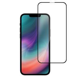 Champion skärmskydd iPhone 13/13 Pro, härdat glas, svart