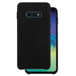 Champion Silicon Cover Samsung Galaxy S10e, svart