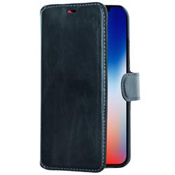 Champion Slim Wallet Case iPhone 11 Pro, svart