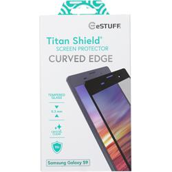 eSTUFF Titan Shield, Curved Black, för Samsung Galaxy S9