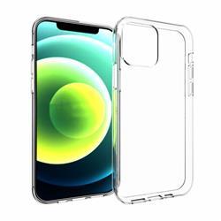 eSTUFF transparent mjukt skal till iPhone 13 Pro