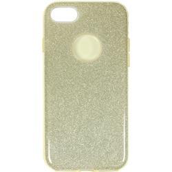 eSTUFF iPhone 7/8 Sparkle Case, Gold