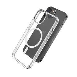 eSTUFF transparent magnetskal till iPhone 13 Mini