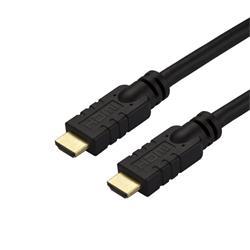 Höghastighets HDMI-kabel - CL2-klassad- Aktiv - 4K 60Hz - 10 m