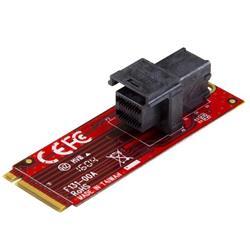 StarTech Adapterkort U.2 till M.2, PCI Express x4, 2.5