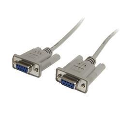 1,8 m standard seriell kabel - DB9 F/F