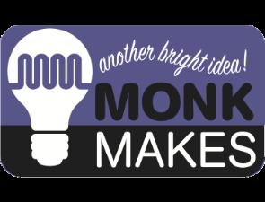 <strong>MonkMakes -</strong><br/>roliga och lärorika tillbehör till<br>BBC micro:bit