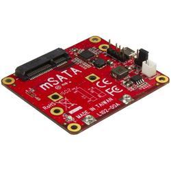 USB till mSATA-konverterare för Raspberry Pi och utvecklingskort