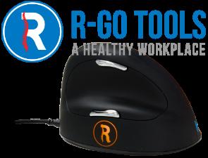 r-go tools -<br />Ergonomiska möss för alla!