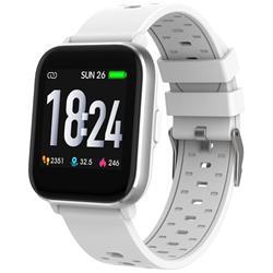 Denver SW-163 Smartwatch IP67, vit