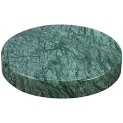 Sandberg Marble Stone Charger Green