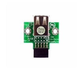 Adapter för USB-moderkortskontakt med 2 portar