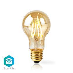 Nedis SmartLife LED vintage lampa, normalt klot