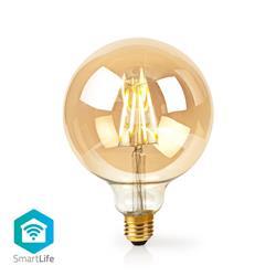 Nedis SmartLife LED vintage lampa, stort klot