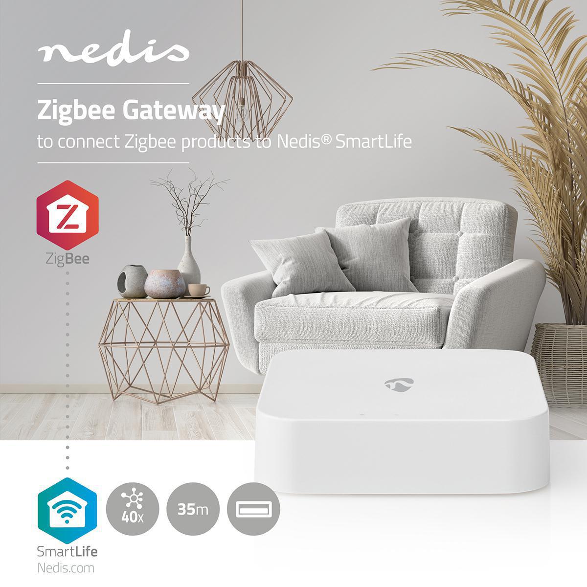 Nedis SmartLife Zigbee Gateway